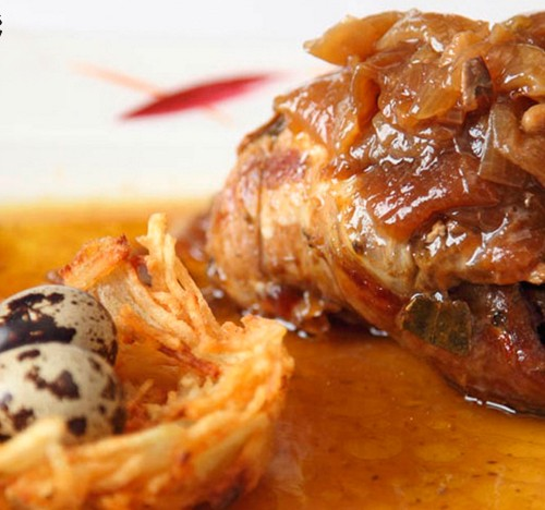 Perdiz de Toledo. Comer en Toledo. Restaurante Venta de Aires