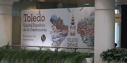 Toledo está en Madrid Fusión